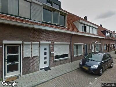 Omgevingsvergunning Pretoriastraat 12 Tilburg