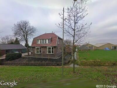 Meldingen Blokland 25 Nieuwveen