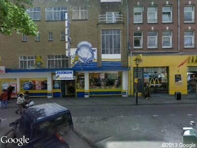 Evenementenvergunning Dapperplein 9 Amsterdam