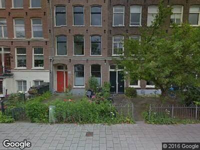 Apv Vergunning Mauritskade  Amsterdam