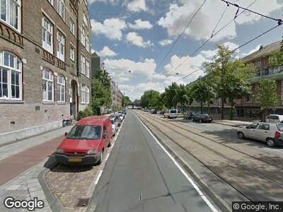 Rectificatie Zeeburgerdijk  Amsterdam