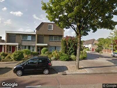 Omgevingsvergunning Verhulstlaan 111 Tilburg