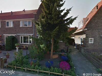 Omgevingsvergunning Blokkerstraat 33 Amsterdam