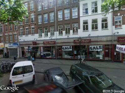 Omgevingsvergunning Eerste Van Swindenstraat 52 Amsterdam