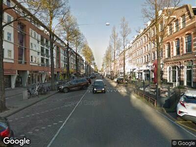 Omgevingsvergunning Eerste Van Swindenstraat  Amsterdam