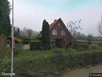 Watervergunning Peperstraat 50 Oosterhout