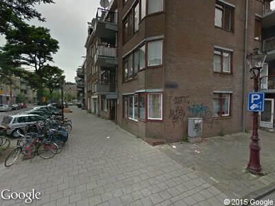Verkeersbesluit Van Swindendwarsstraat 107 Amsterdam