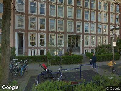 Omgevingsvergunning Commelinstraat 33 Amsterdam