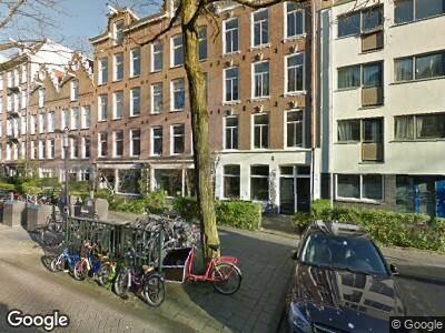 Onttrekkingsvergunning Commelinstraat 214 Amsterdam