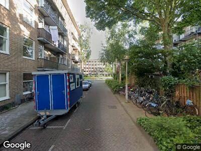 Omgevingsvergunning Blancefloorstraat 5 Amsterdam