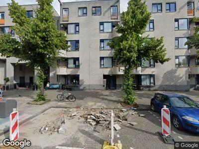 Onttrekkingsvergunning Berthold Brechtstraat 661 Amsterdam