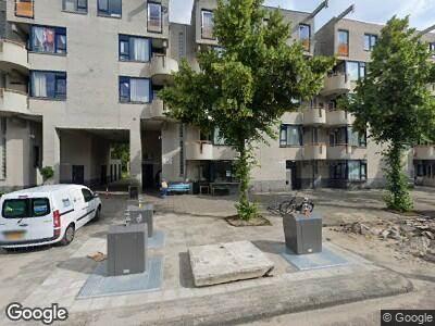 Onttrekkingsvergunning Berthold Brechtstraat 667 Amsterdam