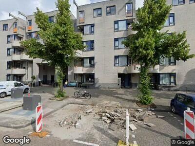 Onttrekkingsvergunning Berthold Brechtstraat 659 Amsterdam