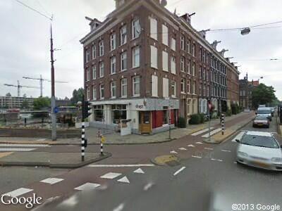 Omgevingsvergunning Zeeburgerdijk  Amsterdam