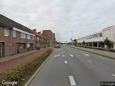 Verkeersbesluit Ringbaan-Noord  Tilburg