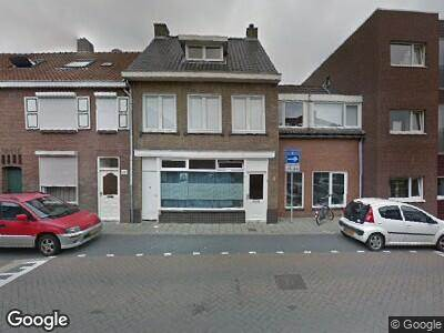 Omgevingsvergunning Nachtegaalstraat  Tilburg