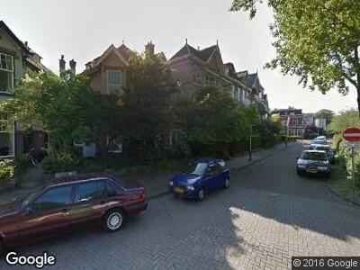 Bouwvergunning Pompstationsweg  's-Gravenhage