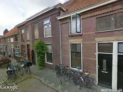 Omgevingsvergunning Graswinckelstraat 17 Delft