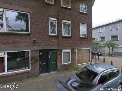 Omgevingsvergunning Pelikaanstraat 34 Utrecht