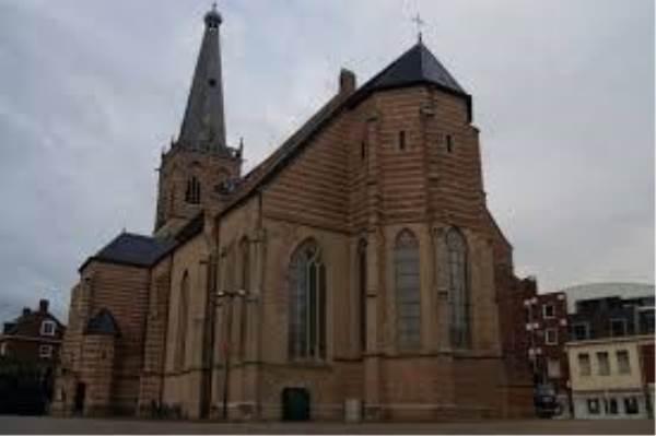Kerkbezichtiging Catharinakerk