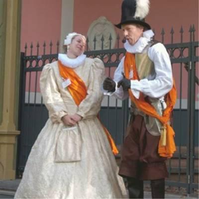 "Theaterwandeling ""Anna & Us Heit"""