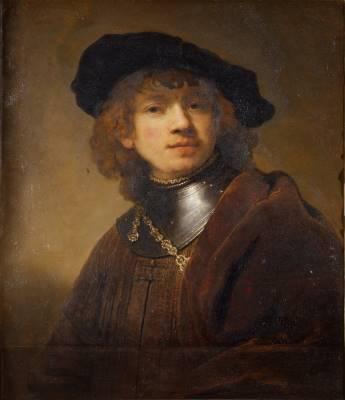 Rembrandt in gemengde technieken