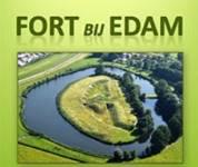 Openstelling Fort bij Edam