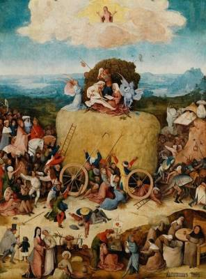 Samen kijken naar kunst - Jeroen Bosch