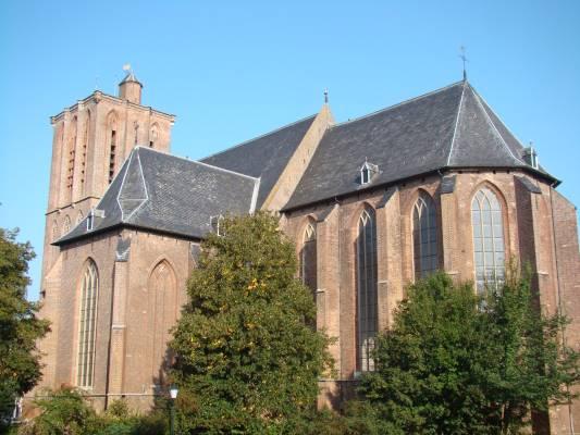 Bezoek de Grote- of St. Nicolaaskerk