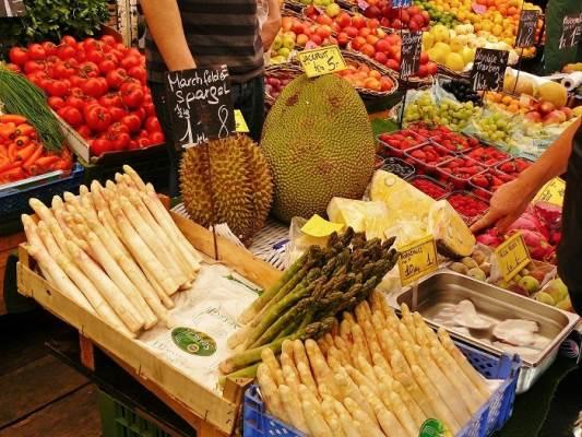 Weekmarkt Loenen aan de Vecht