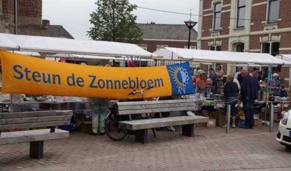 Rommelmarkt Zonnebloem