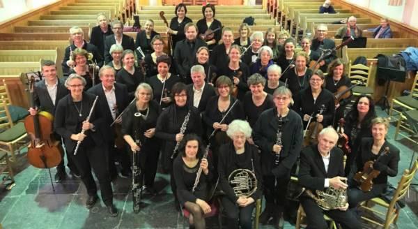 Jubileumconcert   Orkest van het Groene Hart Woerden