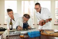 De IJssel proeven in een theatraal laboratorium