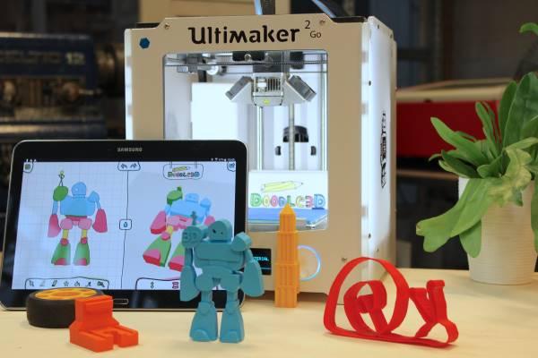 3D printen met Doodle 3D (8+)