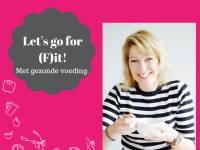 Praten over gezonde voeding met Marianne Meeter in de Bibliotheek in Lemmer