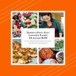Spaans diner door Lonneke Kookt