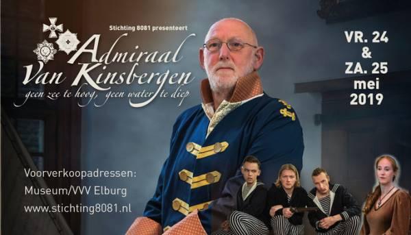Openluchtspel Van Kinsbergen