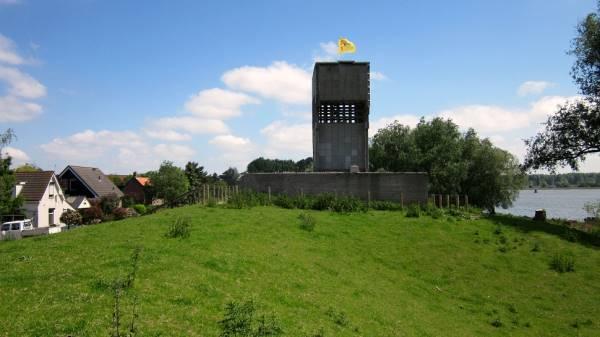 Open Dag De luchtwacht toren
