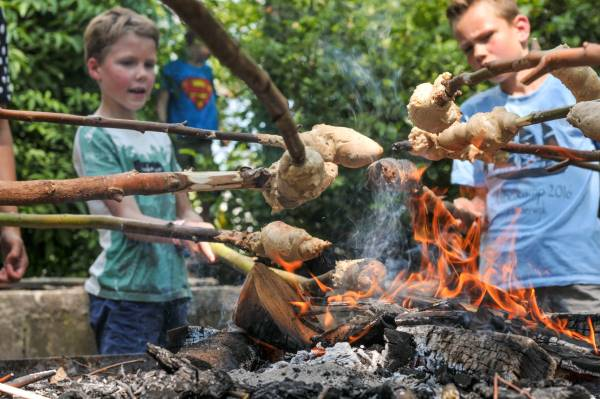 ScowOpen | Open dag Scouting Woerden