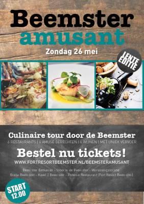 Beemster amusant een culinaire lente tour door De Beemster