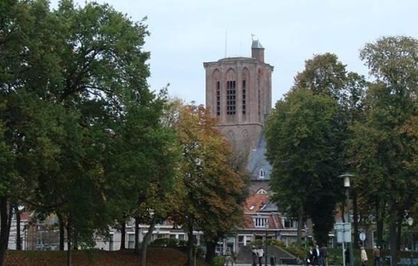 Torenbeklimming Elburg