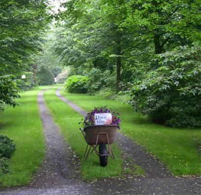 Open tuinen weekend Groei&Bloei Walcheren van 14 tot en met 16 juni.
