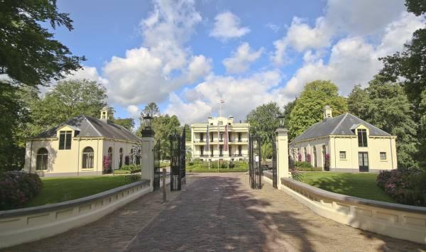 Open Tuin weekend bij Kasteel de Vanenburg