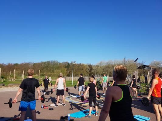 Start je dag goed met sport in de Helderse natuur