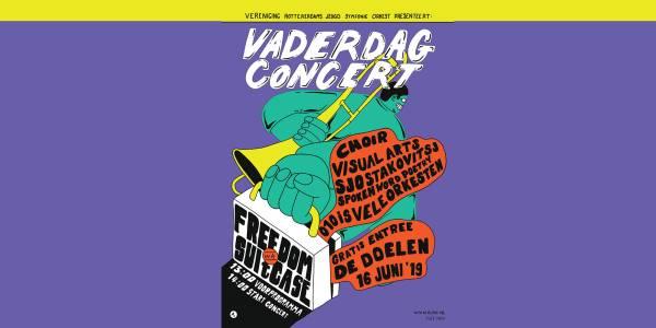 Rotterdams Jeugd Symfonie Orkest - Vaderdagconcert (7-12)