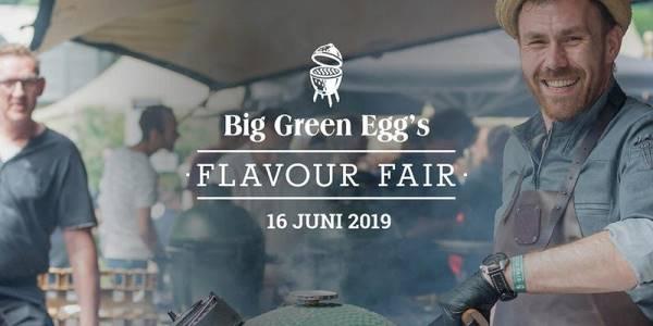 Big Green Egg's Flavour Fair