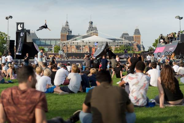 Urban Sports Week Amsterdam (USWA)