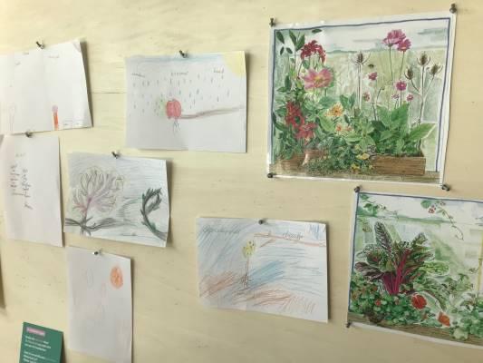 Kunstenaar in huis: Britt Dorenbosch (7-12)