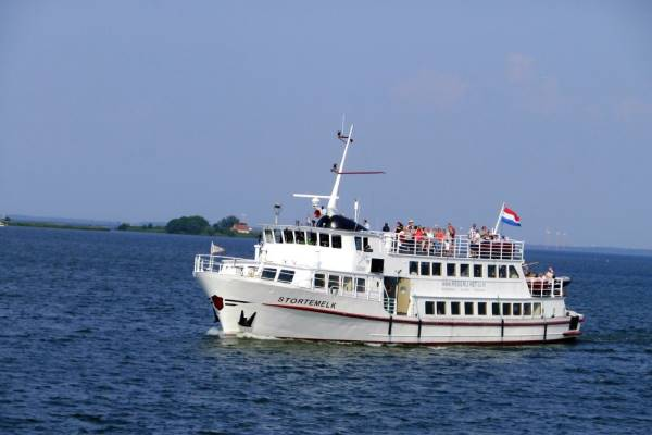 Boottocht naar Hoorn