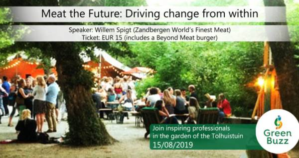Meat the Future: Creating Change from Within
